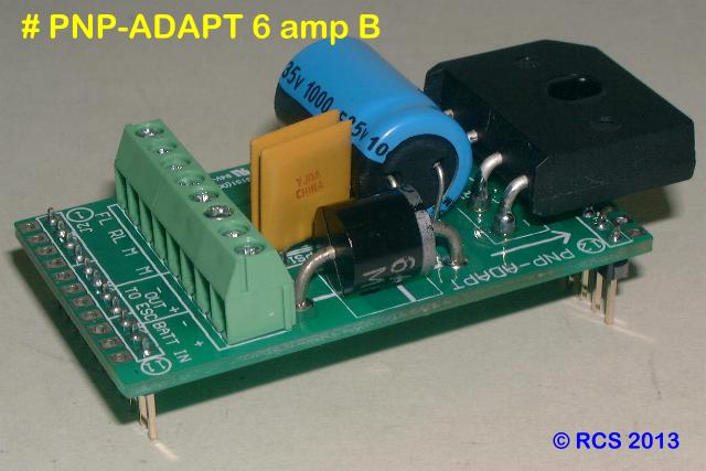 click remote power board instructions